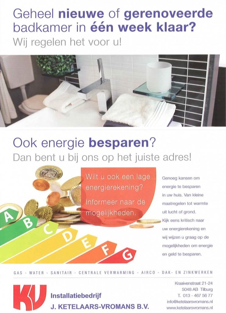 Uw badkamer in 1 week klaar! - J. Ketelaars-Vromans B.V.